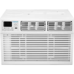 The easy-to-install Emerson Quiet Kool 6, 000 BTU window air conditioner with remote control is the perfect air-conditioning solution for your home or office. Designed for rooms from 150 to 250 square feet, convenient features include electro...