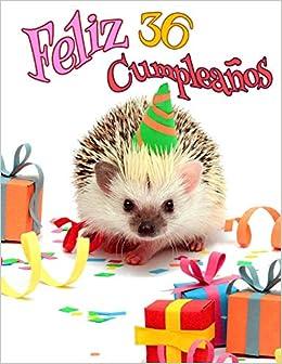 Feliz 36 Cumpleanos: Mejor que una tarjeta de cumpleaños ...