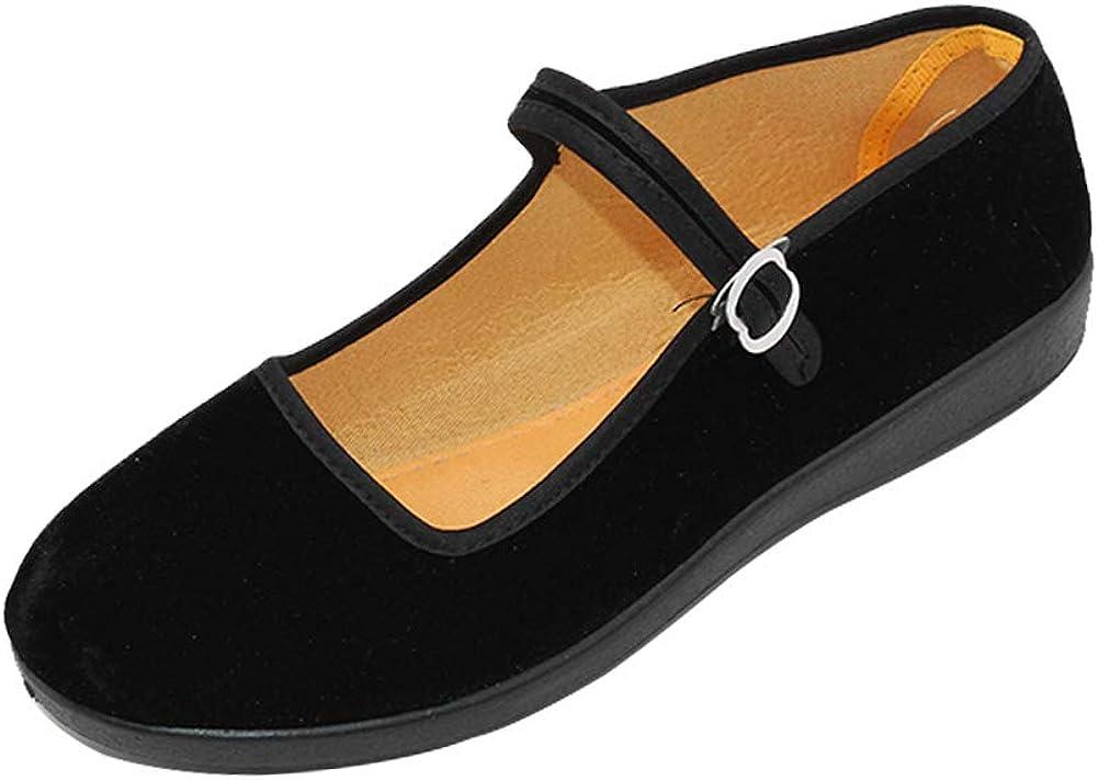uirend Women Cloth Walking Shoes