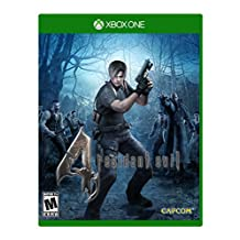 Capcom XB1 Resident Evil 4 HD - Xbox One