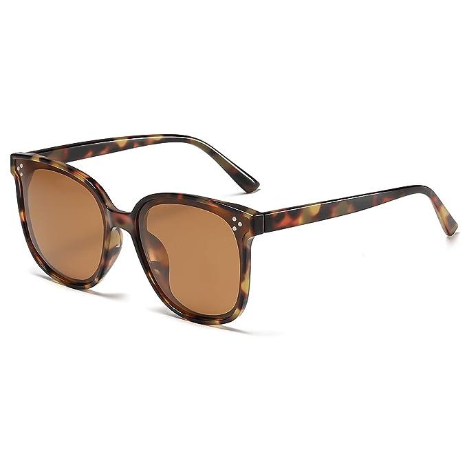 Amazon.com: Gafas de sol polarizadas para mujeres/hombres ...