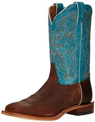 Amazon.com | Tony Lama Boots Women's Worn Goat 7915L