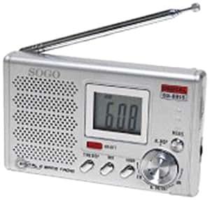 Sogo SS-8815 - Radio
