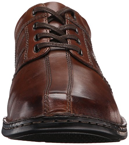Clarks Mens Touareg Vibe Oxford Brown