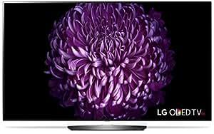 LG Electronics OLED65B7A 65-Inch 4K Ultra HD Smart OLED TV (2017 Model)