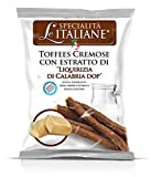 Serra Soft Toffee Licorice from Calabria, 3.52 Ounce (Pack of 12)