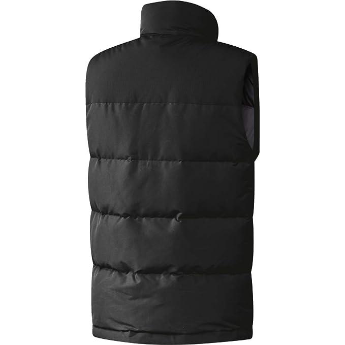 adidas Down Vest Chaqueta, Hombre: Amazon.es: Deportes y ...