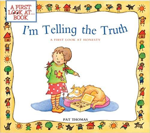 I'm Telling The Truth: A First Look At Honesty Manuales descargables para pdf gratis