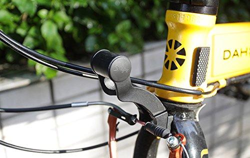 Professional Bike Bicycle Flashlight Holder Handle Bar Front Light Extender