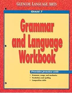 Mcdougal littell math course 2 practice workbook mcdougal littel glencoe language arts grammar and language workbook grade 7 fandeluxe Choice Image