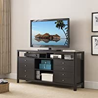 Furniture of America Clepton Contemporary 4-drawer Cappuccino TV Stand
