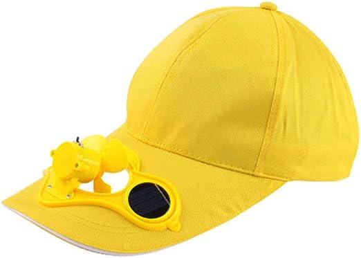 YYWJ Sombrero de béisbol de enfriamiento solar para verano, gorra ...