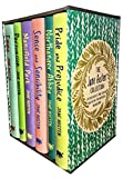 Jane Austen Collection, Deluxe Box Gift Set: Containing: Pride and Prejudice, Emma, Sense and Sensibility, Persuasion, Mansfield, Northanger Abbey