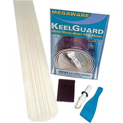 Keel Guard Keel Protector 6ft. - White 6102-W 6102W