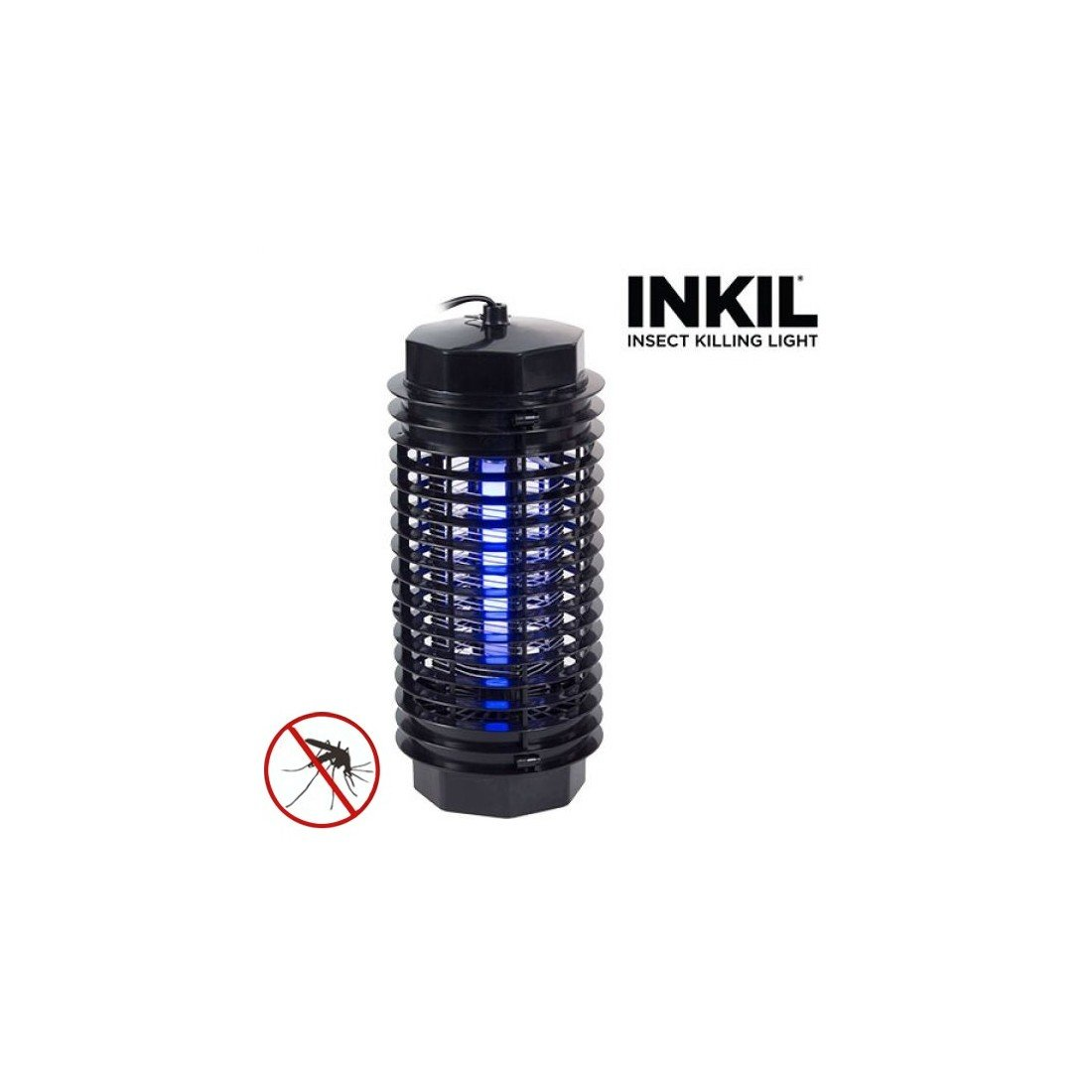 Inkil IG Lámpara antimosquitos eléctrica luz