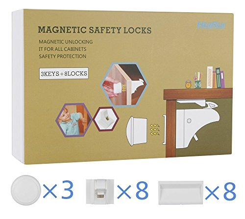 Magnetic HUIRUI Childproof Installation Operation product image