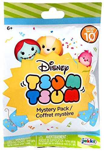 The Disney Tsum Tsum Blind Mystery Pack Mini-Figures Wave 10
