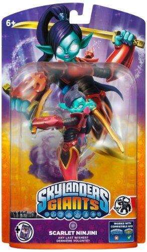 Activision Skylanders Giants Scarlet Ninjini