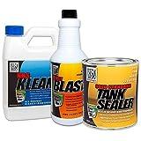 KBS Coatings 53000 Auto Fuel Tank Sealer Kit by KBS Coatings