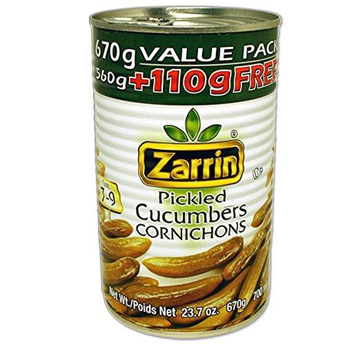 zarrin pickled - 6