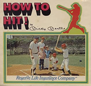How To Hit! (Includes Record w/Mickey's Voice)