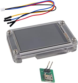 "Acrylic Case for Enhanced Nextion Screen 3.2/"" 3.2inch HMI LCD Display Module"
