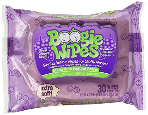 Boogie Wipes Grape 30ct Size 30ct Boogie Wipes Grape 30ct