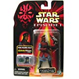 Star Wars Captain Panaka w/Blaster Rifle and Pistol 84108
