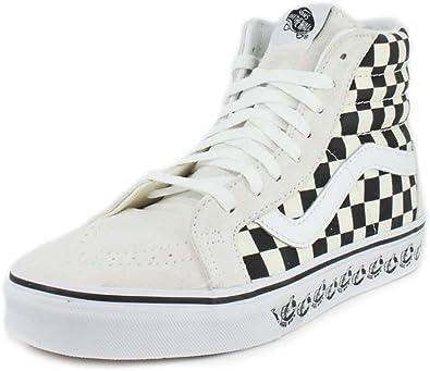 Amazon | [バンズ] スニーカー スケートハイ リ