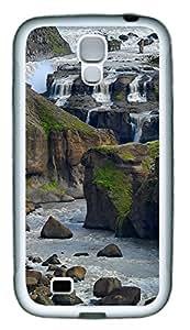 Samsung S4 Case Amazing Iceland TPU Custom Samsung S4 Case Cover White