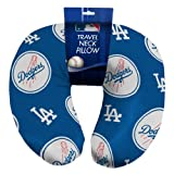 MLB Los Angeles Dodgers Beaded Spandex Neck Pillow