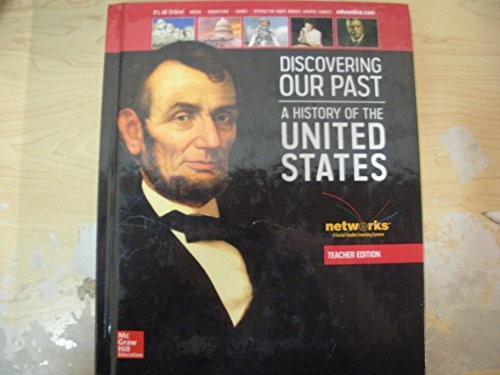 Discovering Our Past A History Of The United States Teacher Edition
