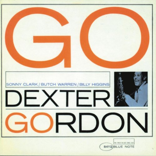 Go! (RVG Edition) -  Dexter Gordon, Audio CD