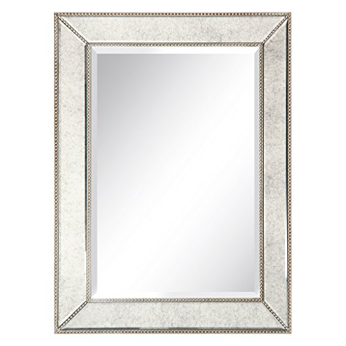 Empire Art Direct Beed Wall Solid Wood Frame,1