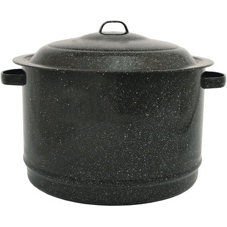 Granite Ware 19-Quart Covered Boiler, Deathly