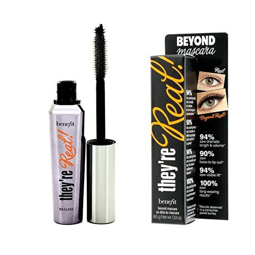they're real! mascara by Benefit Cosmetics