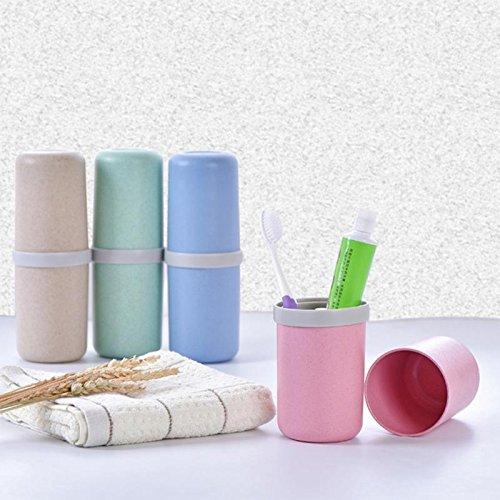 Aquafresh Whitening Trays (M$M shop Toilet Organizer Storage Cup Portable Toothbrush Toothpaste : Random Color)