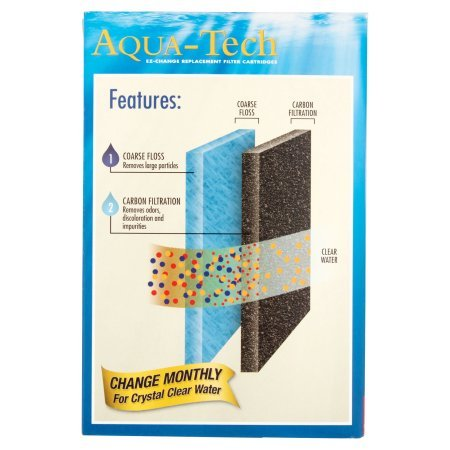 AquaTech EZ-Change Replacement #3 Filter Cartridge, 6 pack (3) by  (Image #2)