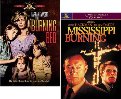 The Burning Bed / Mississippi Burning (2 Pack)