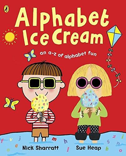 Alphabet Ice Cream: An A Z Alphabet -