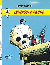 Lucky Luke, tome 6 : Canyon Apache par Morris