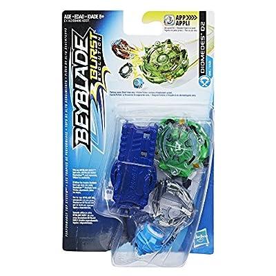 Beyblade Burst Evolution Starter Pack Diomedes: Toys & Games