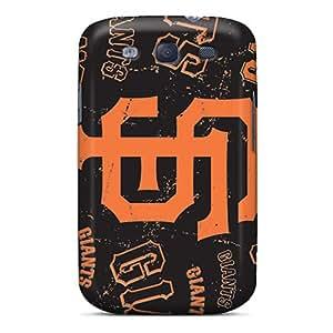 NataliaKrause Samsung Galaxy S3 Shock-Absorbing Hard Phone Case Customized Lifelike San Francisco Giants Pictures [CJb10399gGKu]