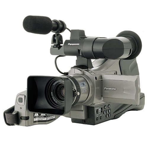 Panasonic AG DVC7 Camcorder Discontinued Manufacturer