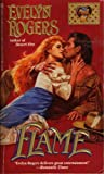 Flame (Lovegram Historical Romance) by Evelyn Rogers front cover