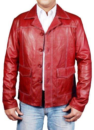 HLS Fight Club Leather Coat