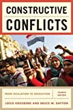 Constructive Conflicts, Louis Kriesberg and Bruce W. Dayton, 1442206845
