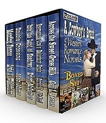 A Cowboy's Brand: 5 Western Romance Novels