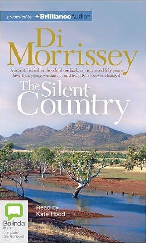 Ebooks mp3 téléchargement gratuitThe Silent Country PDF by Di Morrissey