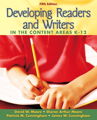 Buy cheap developing readers and writers the content areas 5th edition